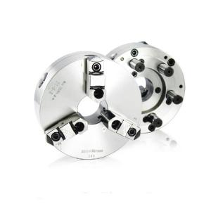 China 3 jaw strong scroll chuck D1 camlock direct mounting 2 piece jaws on sale