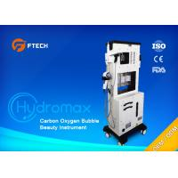 Vertical Water Oxygen Jet Peel Machine Deep Cleaning Skin Moisturizing
