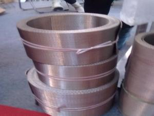 China Stainless Steel plain/twill  Dutch Weave Wire Mesh for Filter Cloth on sale