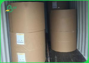 China 128gsm Couche Paper Glossy And Matt 70 * 100cm C2S 100% Virgin Wood Pulp on sale