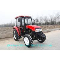 4WD 30 hp 4 Wheel Drive Tractors SHMC304 , Red Farm Tractor 4X4
