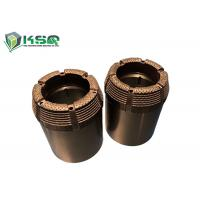 China High Efficiency Core Diamond Drill Customized Size Higher Penetration Rates on sale