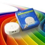 Controlador do wifi da cor completa de RGBW