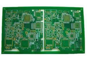 China High precision FR4 1oz copper thickness double sided pcb carbon film , peelable mask on sale