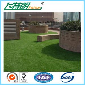 Long Curly Synthetic Artificial Lawn Grass Affordable