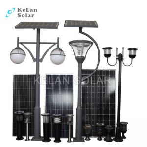 Quality Transparent Crystalline Solar Panels320 Watt With Waterproof Junction Box for sale