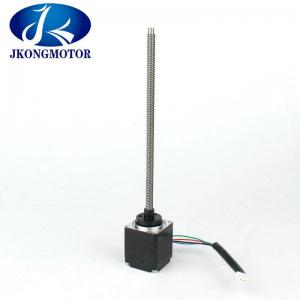 China Nema 11 Stepper Motor With Lead Screw TR5 / TR6 600g.Cm 2 Phase 1.8 Degree on sale