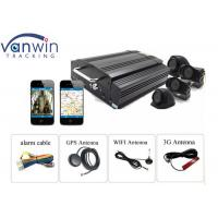 8 channel 1080P HDD hybrid mobile DVR for vehicle security