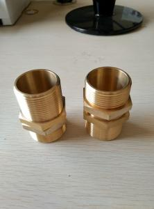 China Processing custom all kinds of pipe fitting,Adapte,CNC machining, brass fitting, made in China professional manufacturer on sale