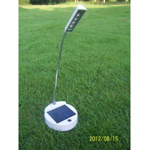 China Energy saving 150000mcd Solar Powered LED Lamp 100 * 92 * 260mm on sale