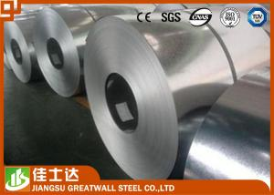 China Professional Hot Dipped Galvanized Steel Sheet For Building / Construction , 0.3-0.7mm thickness on sale