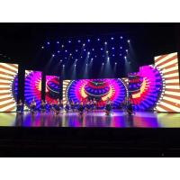 Thin Rgb Stage Background Big Outdoor Rental Led Screen Wall CE RoHS FC UL