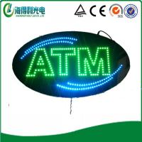 "HSA0080 15""x27"" LED ATM SIGN and hd full color led display xxx china photos"
