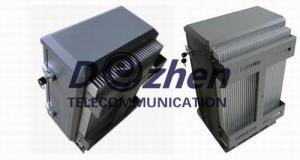 China 250W Waterproof Prison Jammer Wireless Software Controlled Cell Phone Type on sale