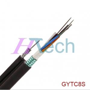 China Dielectric Self Supporting Figure 8 Aerial Optical Cable GYFTC8Y on sale