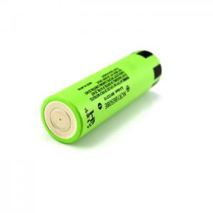 China Panasonic NCR18650BE 3200mAh flat top 3.7V lithium rechargeable battery led flashlight battery power tools battery wholesale