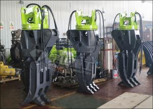 China Q345B Hydraulic Power Excavator Grapple AttachmentFor Caterpillar Excavator on sale