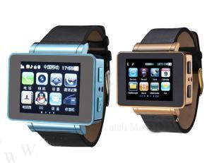 China i8 watch phone wrist watch phone hand watch mobile phone on sale