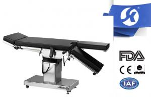 China Heavy Duty Medical Operation Theatre Table With Light Weight on sale