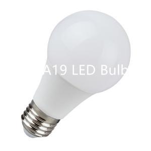 China 6000K 5W 7W 9W 12W 15W A60 Led Lighting Bulb SMD 2835 A19 led bulb lighting with E26 E27 on sale