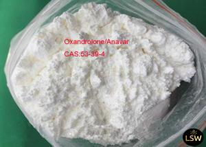 China CAS 53-39-4 White Crystalline Powder Oral or Injectable Steroids Oxandrolone/Anavar for Muscle Growth  99% Purity on sale