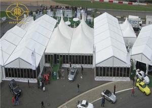 China Outdoor Large Span Trade Show Tent Show Canopy Tent Use For Exhibition on sale
