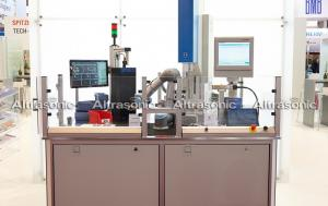 China Hand Operated Ultrasonic Riveting Welding Machine for Automotive Interior on sale