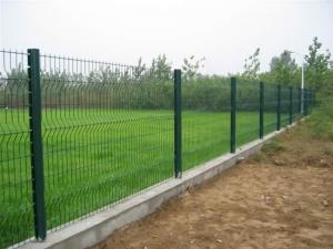 China galvanized fence wire mesh fences garden fencing high security and pratical Wire Mesh Fence(manufacture) on sale