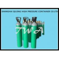 13.4L Argon Gas Cylinder Tanks,ISO9809 Standard Seamless Steel Argon Cylinders