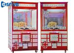 Entertaining Doll Grabbing Machine Control Panel With Led Indicator Lights