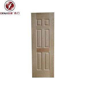 China Cusotmized Size Reliable Quality MDF Interior Doors for House on sale