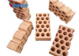 China Corrosion Resistance High Alumina Refractory Bricks Industrial High Duty Firebrick on sale