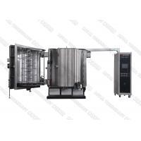 China PVD Vacuum Metalizing Equipment , Evaporation Sputter Coating Machine Metallic Finish on sale