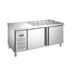 China SS304 Under Counter Deep Freezer on sale