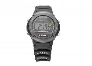 China Shockproof PU Strap Multifunction Waterproof Sport Watches For Men on sale