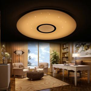 China Energy Efficient Bright LED Table Lamp φ800mm×150mm Environmental Protection on sale