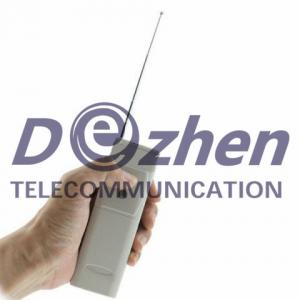 China 433MHz Car Remote Control Jammer , Wireless Signal Jammer Device 3 Watt 9V Battery on sale