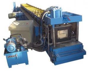 China Z Shape Roll forming machine on sale