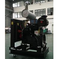 110HP 4BTA 3.9 Equipment Stationary Diesel Engine , Turbo Diesel Motor