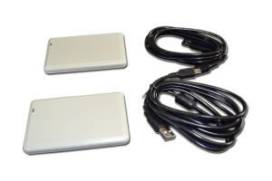 China Vehicle Management UHF RFID Reader 10 cm With USB Communcation Interface on sale