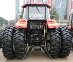 YTO X1804 2200r/Min 180hp Agriculture Farm Tractor With 4 Wheel