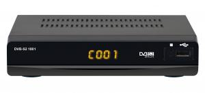 China TV DVB-S2 Digital Receiver, HD DVB-S2 MPEG2 / MPEG4 Set Top Box Receivers on sale