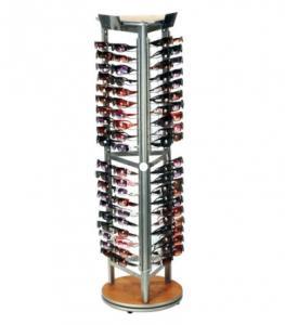 China Round Base Spinning Sunglasses Rack 73 on sale