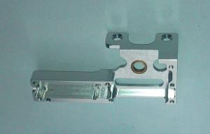 China Precise Sand Blasting White Anodized Aluminium CNC Machining Parts / Accessories on sale