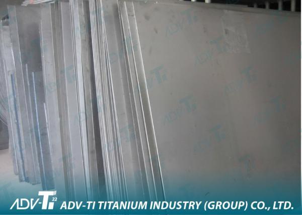 Commercial Pure Titanium Sheet Metal Gr1 / Gr2 / Gr3 / Gr4 AMS4900