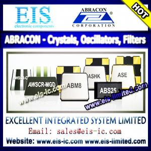 China ASVTX-09_07 - ABRACON - VOLTAGE CONTROLLED TEMPERATURE COMPENSATED CRYSTAL OSCILLATOR - Email: sales009@eis-ic.com on sale