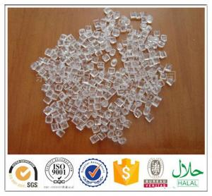 China CHIMEI high transparent virgin and recycled GPPS granules / pellets on sale