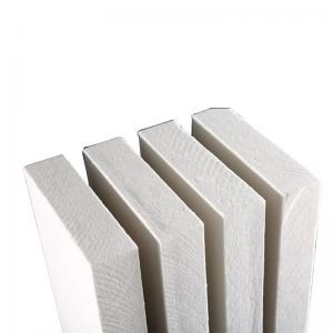 China Tunnel Kilns Ceramic Fiber Insulation Board Alumina Fiber Sheet CE Certification on sale