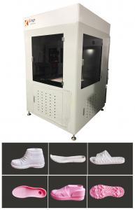 China High Detail Large Industrial 3d Printer / Laser Resin 3d Printer 10.0 M/S Scanning Speed on sale