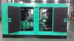 China OEM factory  100kva Cummins diesel generator set   three phase with ATS factory price on sale